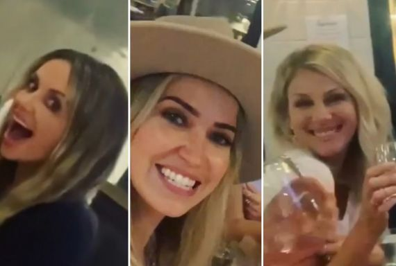 Carly Pearce, Kaitlyn Bristowe, Jen Wayne