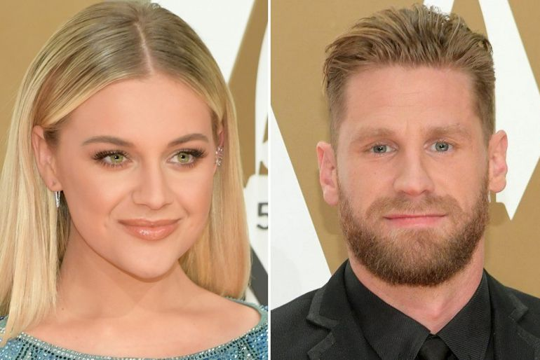Kelsea Ballerini, Chase Rice; Photos by Jason Kempin/Getty Images