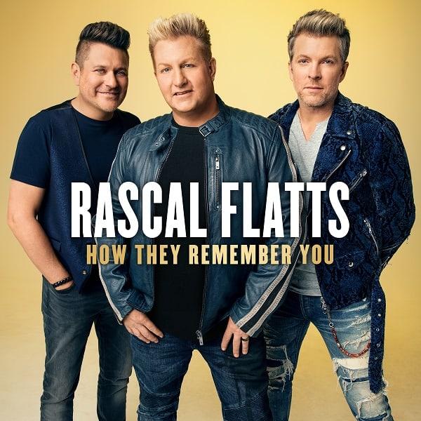 Rascal Flatts EP Cover Art; Courtesy of Big Machine Records
