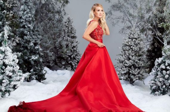 Carrie Underwood - My Gift (Photographed by Joseph Llanes)