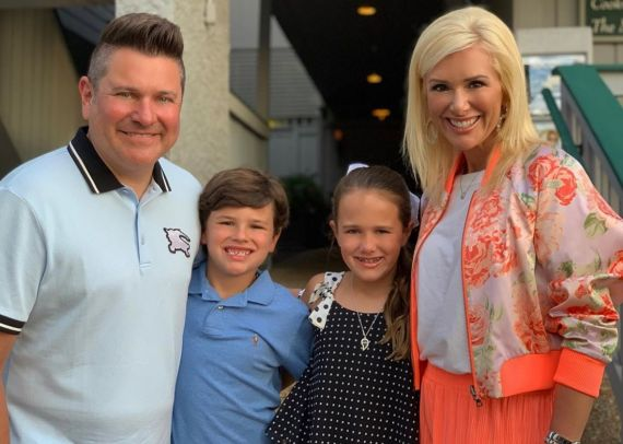 Jay DeMarcus and Family