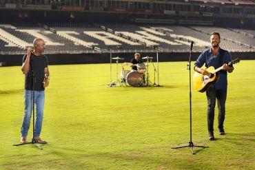 Luke Bryan and Darius Rucker; Courtesy of CMA