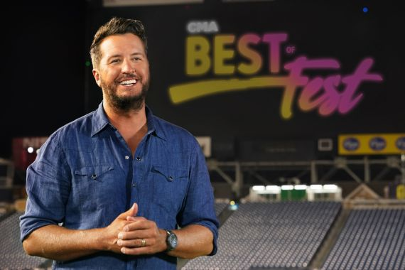 Luke Bryan, CMA Best of Fest; Photo by John Russell/CMA