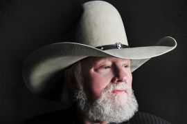 Charlie Daniels; Photo by Erick Anderson