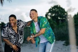 Kane Brown, Nelly