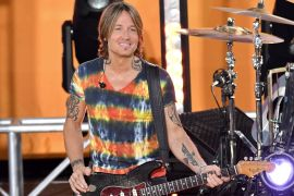 Keith Urban; Photo by Mike Coppola/Getty Images