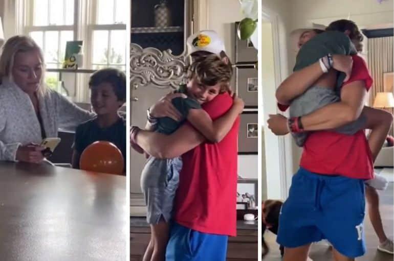 Luke Bryan Family; Photos via Instagram