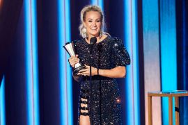 Carrie Underwood; Photo by Brent Harrington/CBS