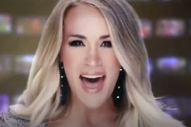 Carrie Underwood, Sunday Night Football