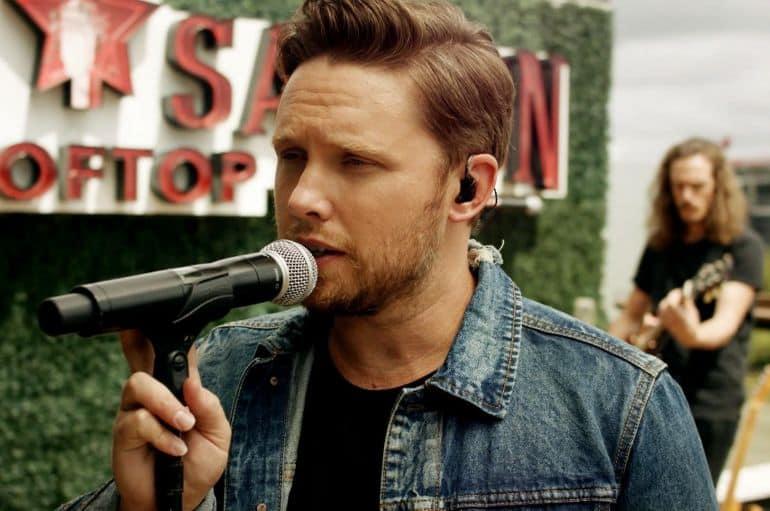 Jameson Rodgers; Photo Courtesy NBC
