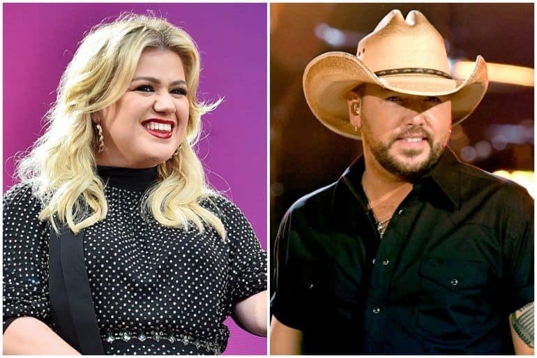 Kelly Clarkson, Jason Aldean