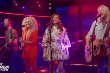 Little Big Town; Photo Courtesy of 'The Kelly Clarkson Show'