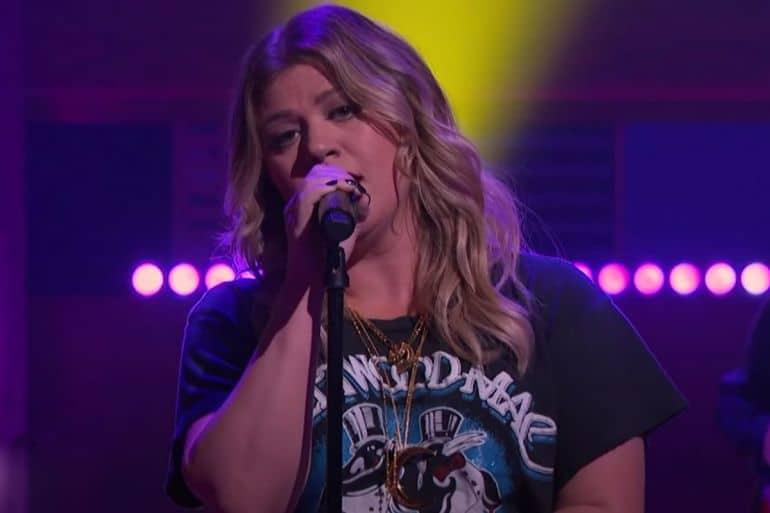 Kelly Clarkson; Photo Courtesy of The Kelly Clarkson Show