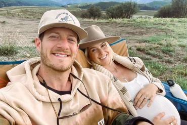 Tyler and Hayley Hubbard; Photo via Instagram