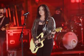Ashley McBryde; Photos Courtesy of Getty Images for CMT