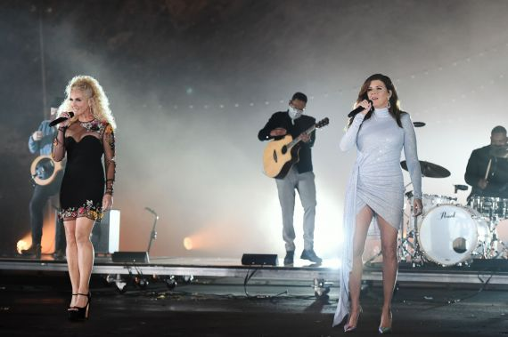 Little Big Town; Photo Courtesy of Getty Images for CMT