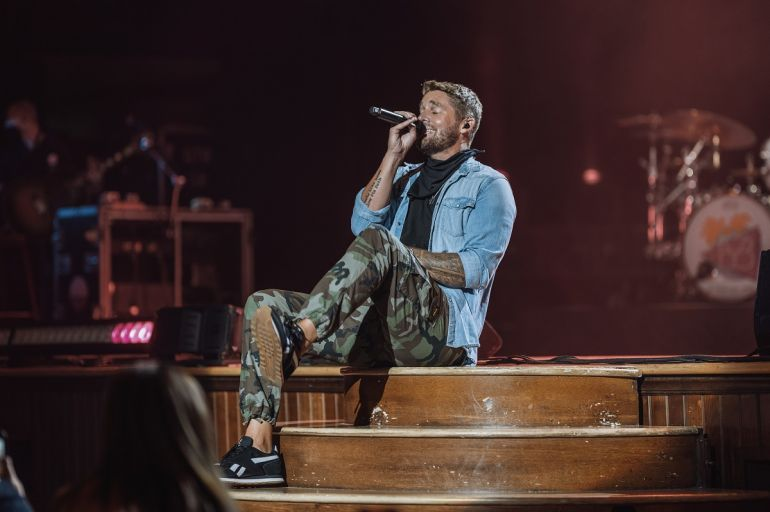 Brett Young; Photo by Kit Wood