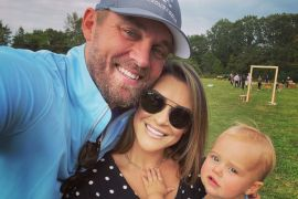 Brett Young and Family