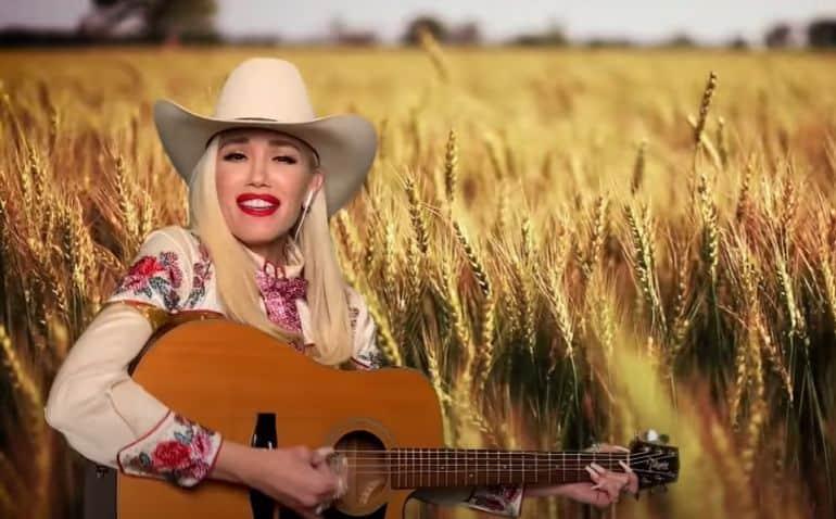 Gwen Stefani; Photo via YouTube