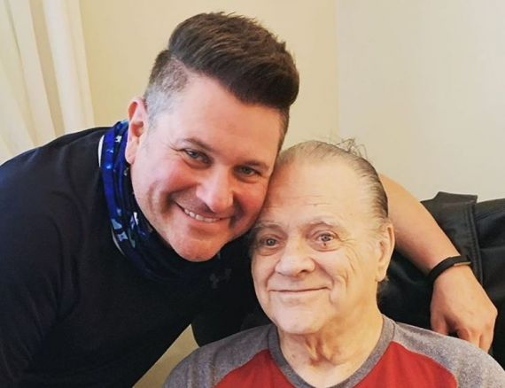 Jay DeMarcus and Father