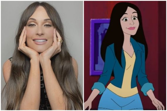 Kacey Musgraves Scooby Doo