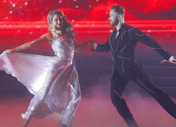 Kaitlyn Bristowe and Artem Chigvintsev