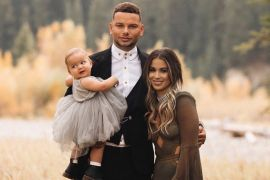 Kane Brown and Family; Worship You video