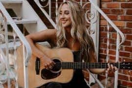Ashley Cooke; Photo by Rachel Deeb