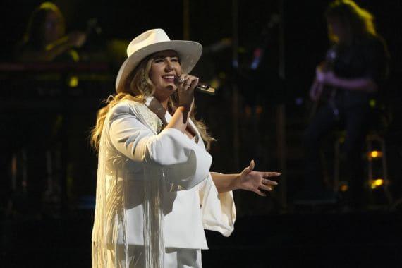 Bailey Rae; Photo by: Trae Patton/NBC