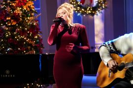 Gabby Barrett; Photo Courtesy of CMA Country Christmas