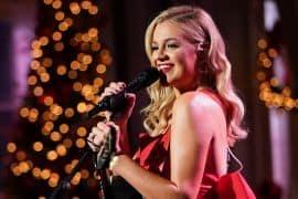 Kelsea Ballerini; Photo Courtesy of CMA Country Christmas