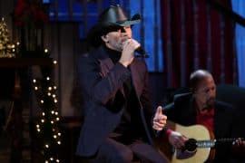 Tim McGraw; Photo Courtesy of CMA Country Christmas