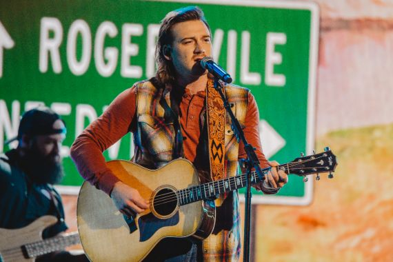 Morgan Wallen; Photo Courtesy of CMA