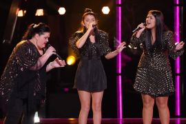 'The Voice' Contestant Worth The Wait; Photo Courtesy of NBC