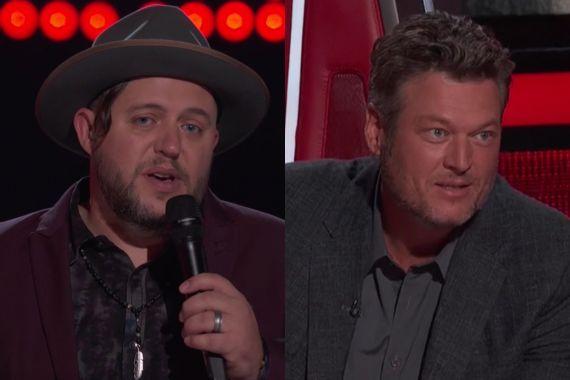 Jim Ranger; Blake Shelton; The Voice