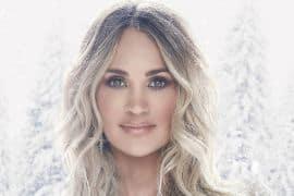 Carrie Underwood; Photo by Joseph Llanes