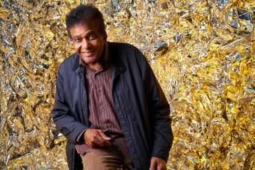 Charley Pride; Photo by Ford Fairchild