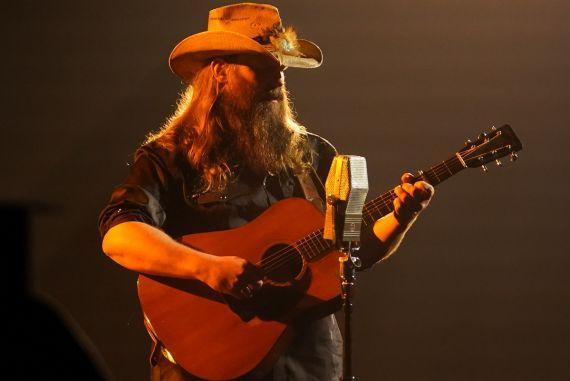 Chris Stapleton; Photo by John Russell/CMA