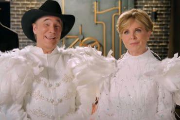Clint Black and Lisa Hartman Black - The Masked Singer 1