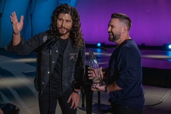Dan + Shay; Photo Courtesy CMA
