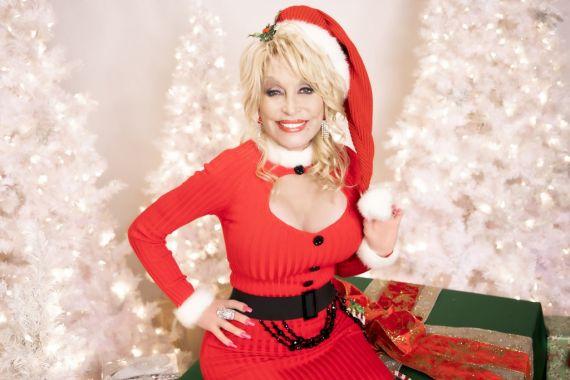 Dolly Parton; Photo Courtesy CBS