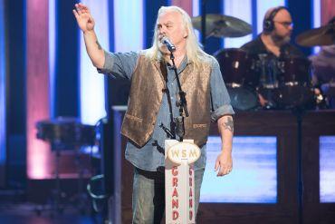 Hal Ketchum; Photo Courtesy Grand Ole Opry