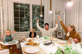 Tyler Hubbard and Family