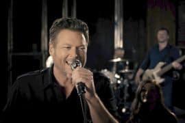 Blake Shelton; Photo by Warner Music Nashville