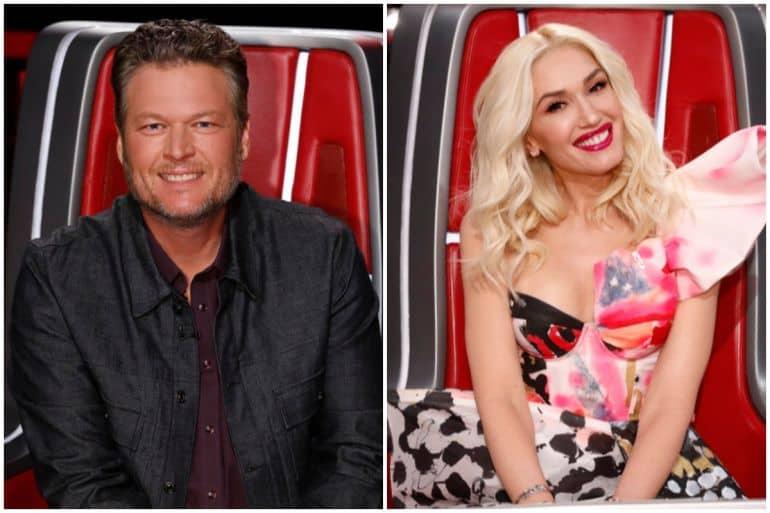 Blake Shelton, Gwen Stefani (1)