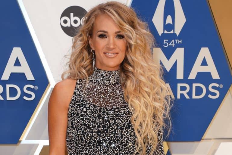Carrie Underwood; Photo by Jamie Schramm/CMA