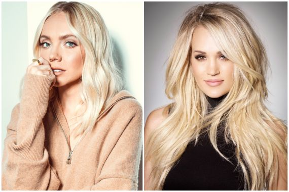 Danielle Bradbery, Carrie Underwood