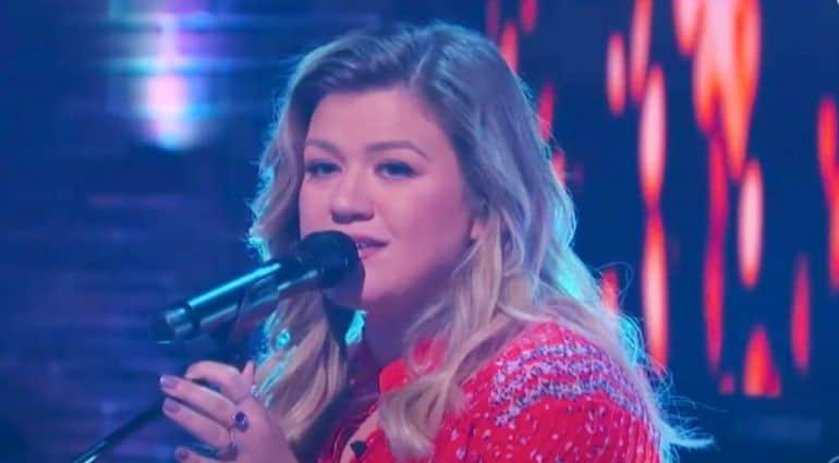 Kelly Clarkson; Photo Courtesy The Kelly Clarkson Show
