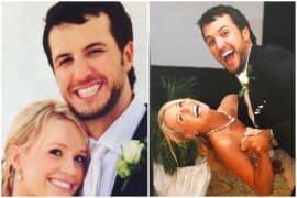 Luke Bryan, Caroline Bryan