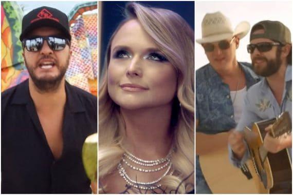 Luke Bryan, Miranda Lambert, Thomas Rhett, Jon Pardi